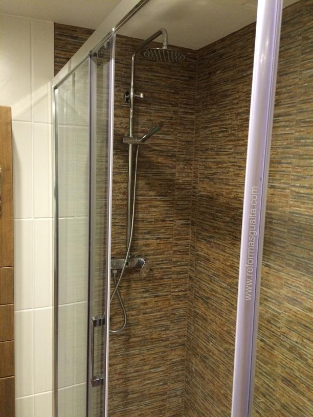 Azulejos ducha free baos sociales pequeos modernos google search baos para decoracion baos con - Azulejos ducha ...