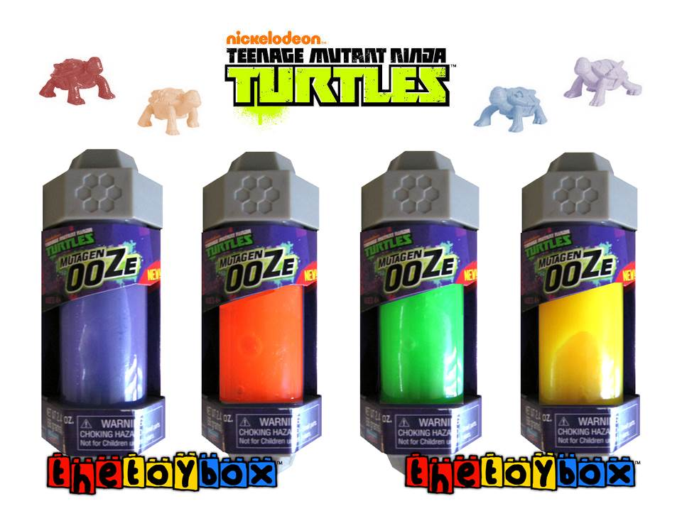 Amazon.com: 1 X Turtles Teenage Mutant Ninja Turtles Mutagen Ooze ...
