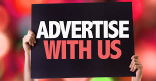Call or text 08026480369 for advert rates