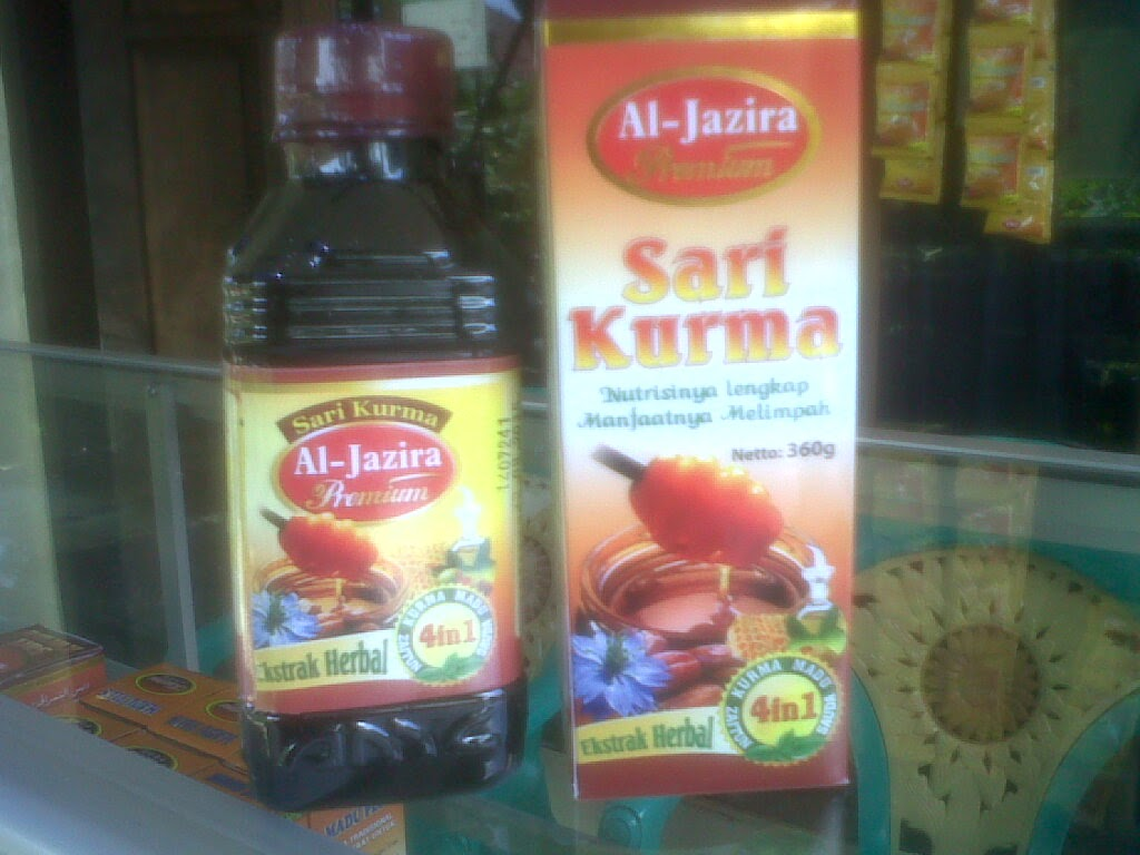 Sari Kurma Al Jazirah Premium Aljazira