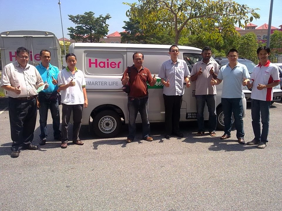 grandmax     for  haier   ....sold  by   abang  lori