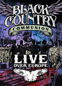 Black Country Comunión Live Over Europe doble CD