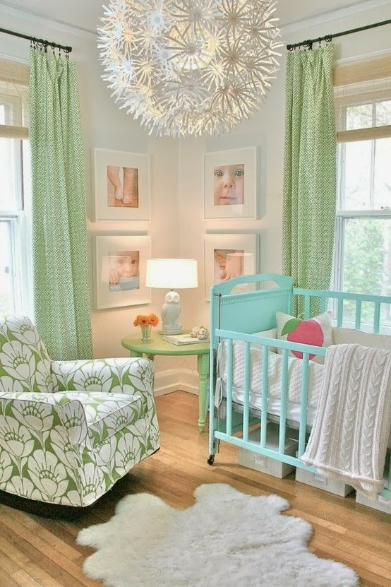 Design l e c les plus belles chambres de b b for Les plus belles chambres de bebe