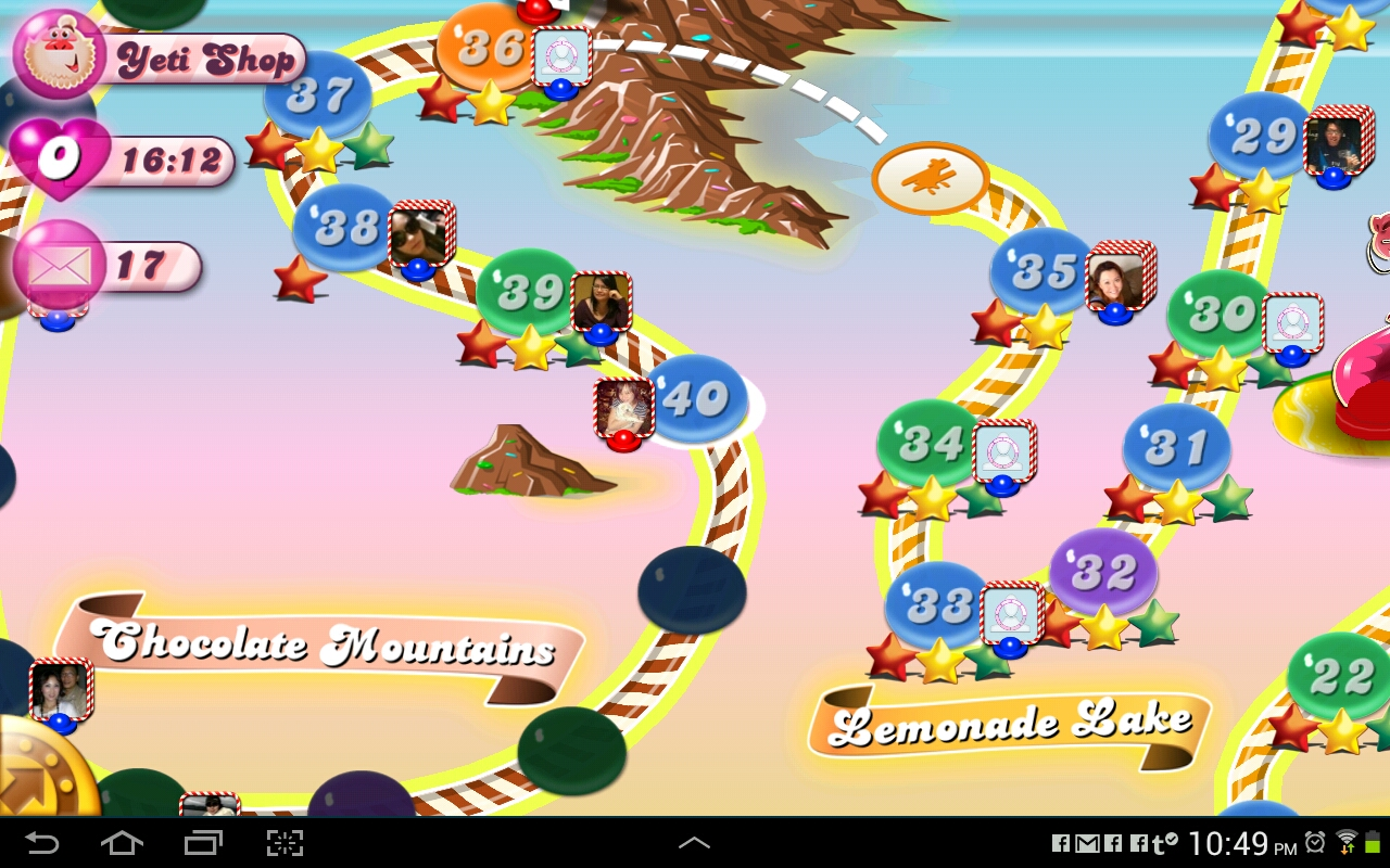 CANDY CRUSH SAGAAAAAAAAAARGHHHHH