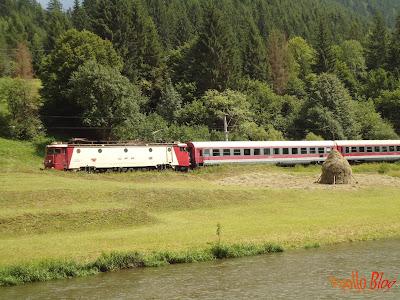 Tren CFR Mures