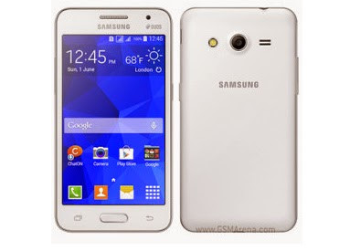 Review Samsung Galaxy Core 2