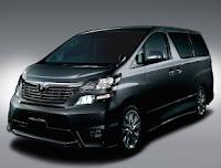 Harga Mobil, Toyota, Vellfire, Murah, Bekas, 2013, 2014, 2015