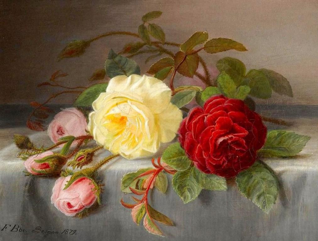 cuadros de flores naturaleza muerta flores pintura al óleo sobre