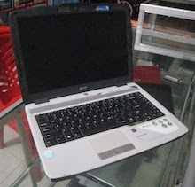 jual laptop 2nd acer aspire 4720z