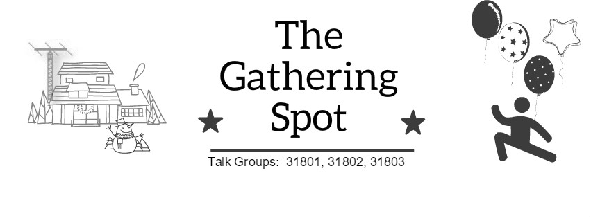 "Ham Radio - ""The Gathering Spot"""