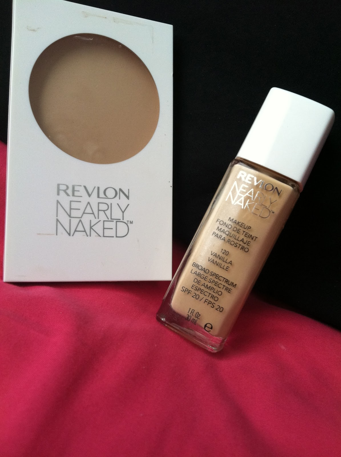 The Glossy Life: Review of Revlons Nearly Naked