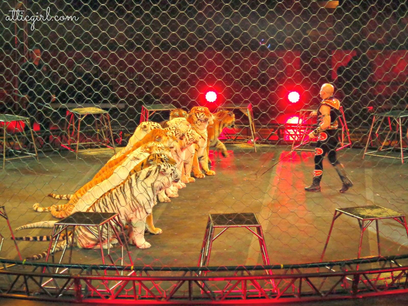 Ringling Bros. circus, Baltimore