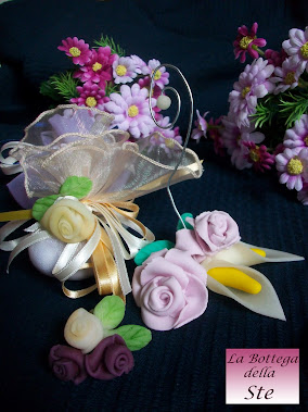 Segnaposti matrimonio, bomboniere originali, economici artigianali in pasta di mais