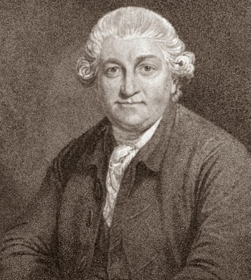 David Garrick  from Memoirs of the Life of David Garrick by T Davies (1808)