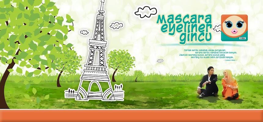 Mascara Eyeliner Gincu