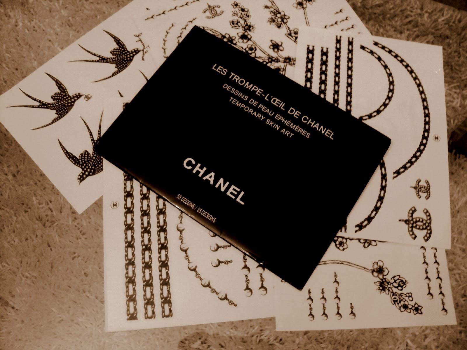 Chanel Tattoo