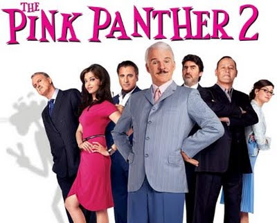 The Pink Panther 2 - Aishwarya Rai with big names of Bollywood