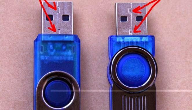 Cara Membedekan Flashdisk Asli dan Flashdisk Palsu