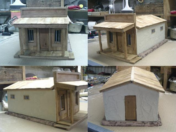 3-27-2011 ~ Jail Is Finished!