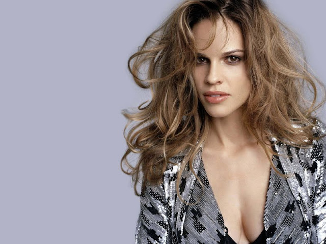 Hilary Swank wallpaper