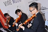 婚紗展可說是2015的盛大結婚展之一今年有小提琴表演 Wedding Exhibition
