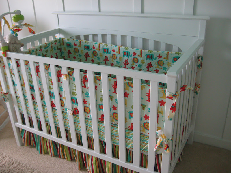 Lovelace Files Our Nursery Reveal