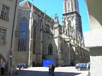 Catedral de St. Vicent, Berna, Suiza, Catedral de St. Vicent, Bern, Switzerland, Cathédrale Saint-Vincent, Berne, Suisse, vuelta al mundo, round the world, La vuelta al mundo de Asun y Ricardo
