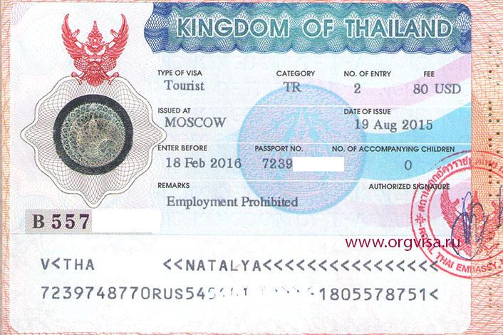 Электронный тип приглашения в россию для деловой визы в россию