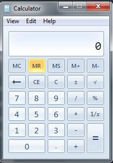 kalkulator stantadar
