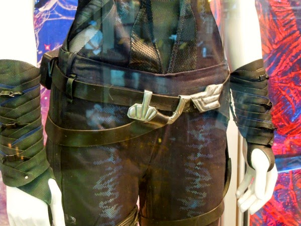Guardians of the Galaxy Gamora belt costume detail
