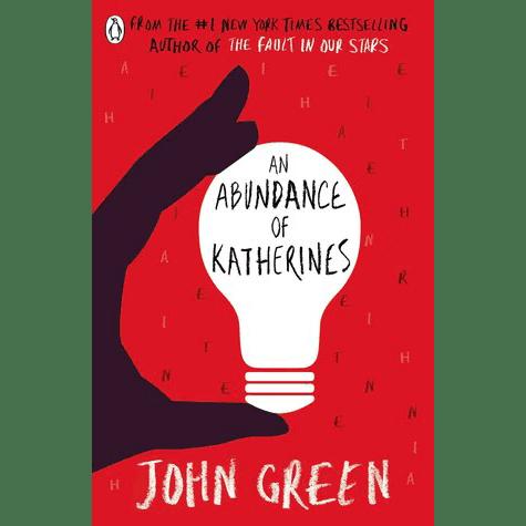 An Abundance of Katherines (John Green) - Review