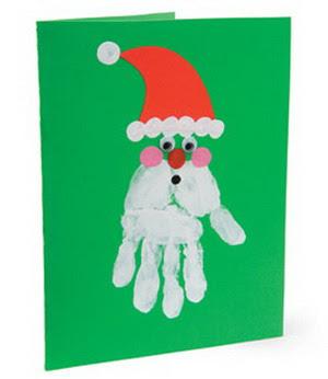 Cómo hacer tarjetas navideñas