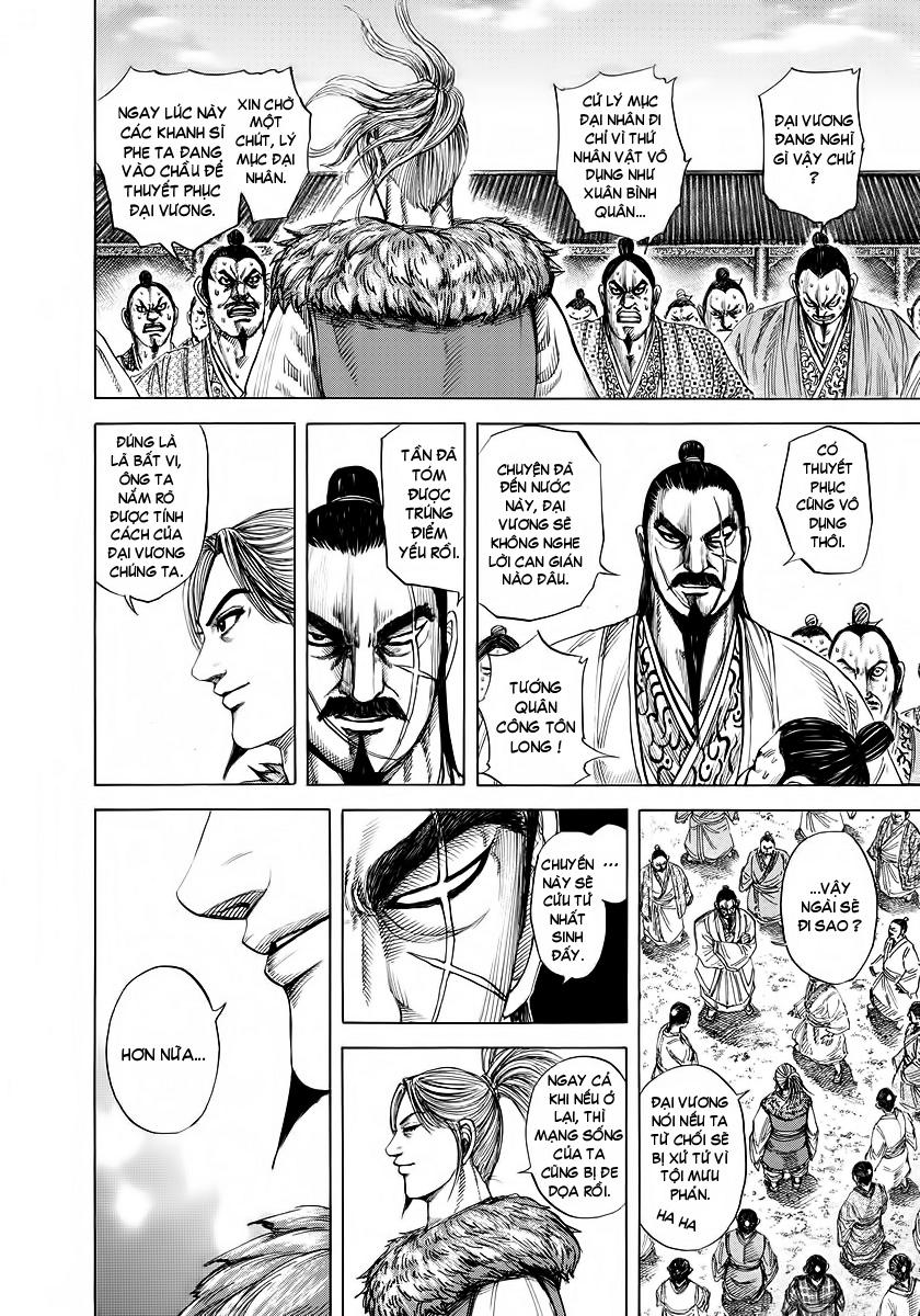 Kingdom - Vương Giả Thiên Hạ Chapter 175 page 9 - IZTruyenTranh.com