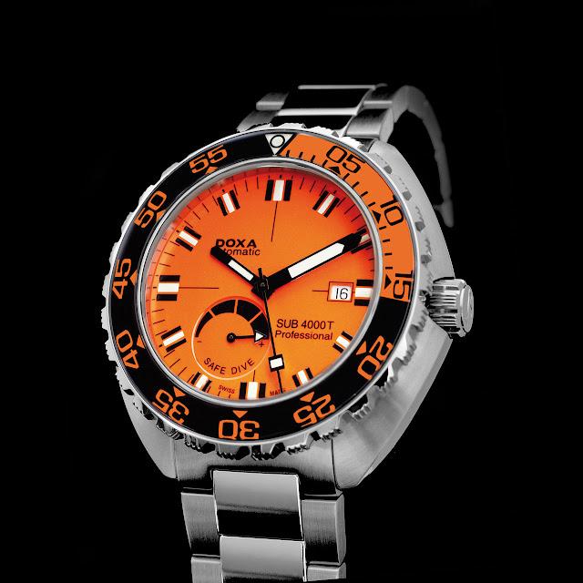 Doxa SUB 4000T Professional Watch