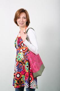 Простая летняя сумка, шьется просто и быстро.  Вся работа займет всего лишь 1 час времени.