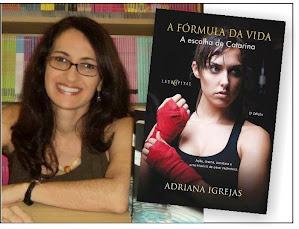 Compre o livro: A fórmula da vida - A escolha de Catarina