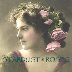 Click on photo for VINTAGE TREASURES at my ETSY SHOP, STARDUST & ROSES!