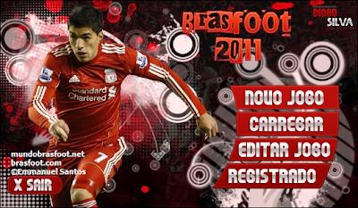 Skin Luis Suarez - Liverpool - Brasfoot 2011