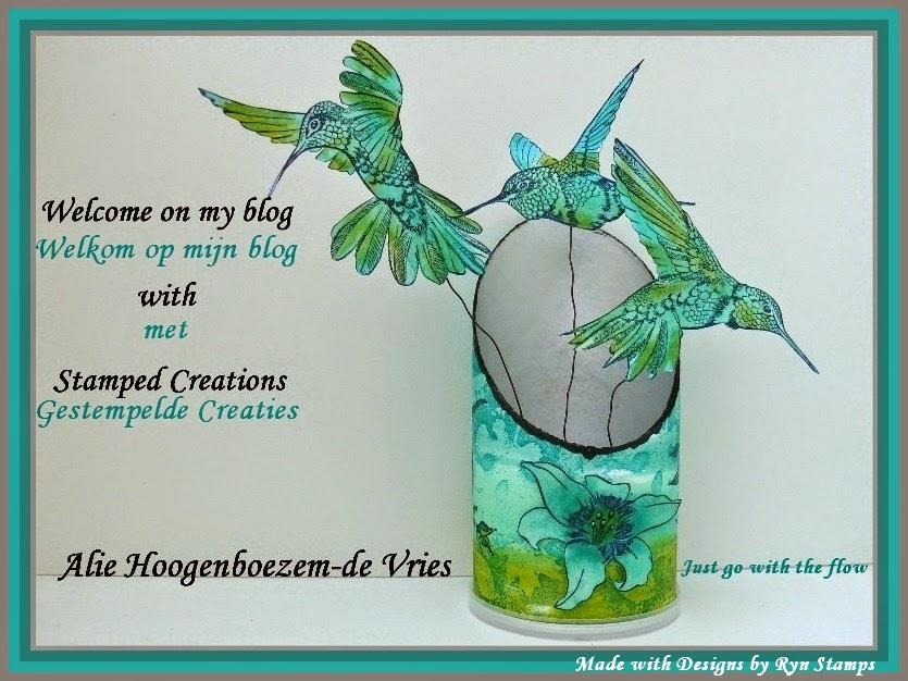 Alie Hoogenboezem-de Vries