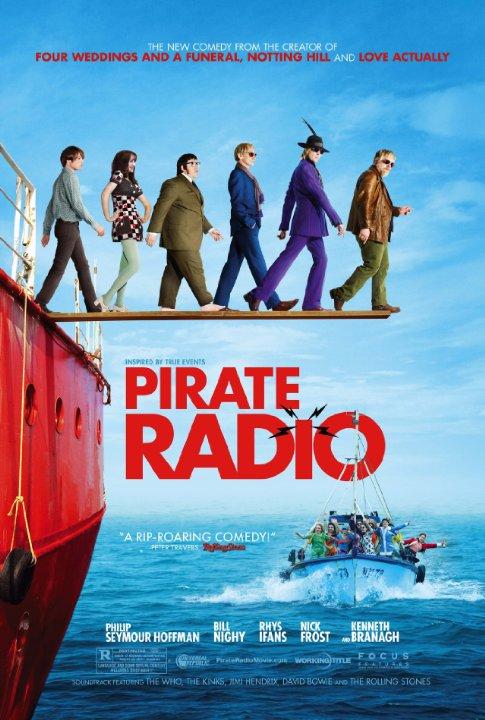 Đài Cấm - Pirate Radio