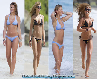 Amy Willerton Tiny Bikini, Amy Willerton Beach