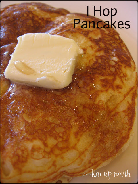 Cookin up north ihop pancake recipe i hop pancakes ccuart Image collections