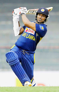 Kumar Sangakkara- man of the match