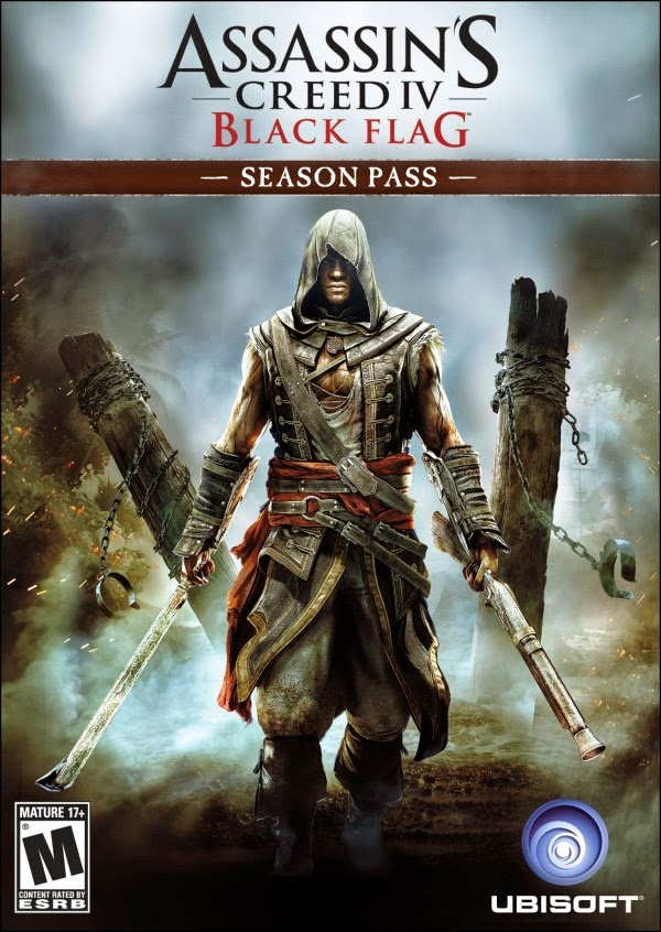 Assassins Creed IV Black Flag Season Pass PC