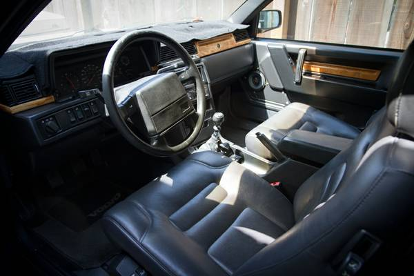 daily turismo 5k 1991 volvo 780 bertone turbo 5 spd manual swap rh dailyturismo com volvo 780 service manual volvo 780 coupe manual transmission