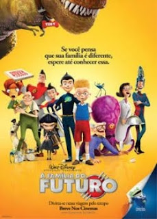 Filme Poster  A Família do Futuro DVDRip RMVB Dublado-TELONA