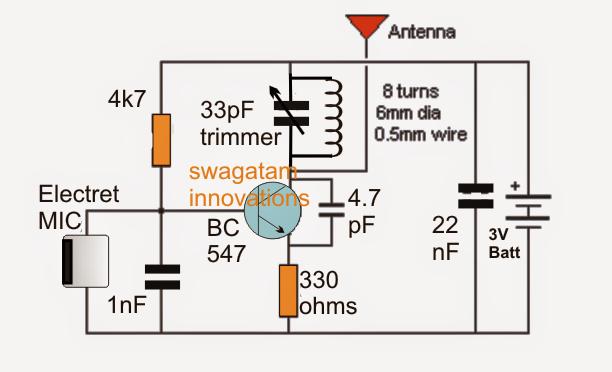 Murat sport bluetooth spy microphone circuit bluetooth spy microphone circuit ccuart Choice Image