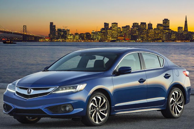 2016 Next Acura ILX Generation front view
