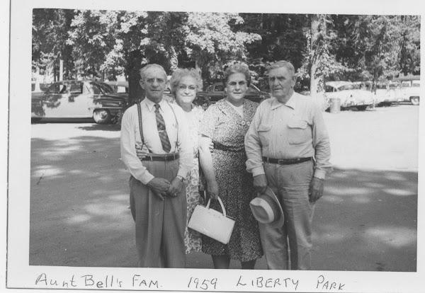 Aunt Bells Family