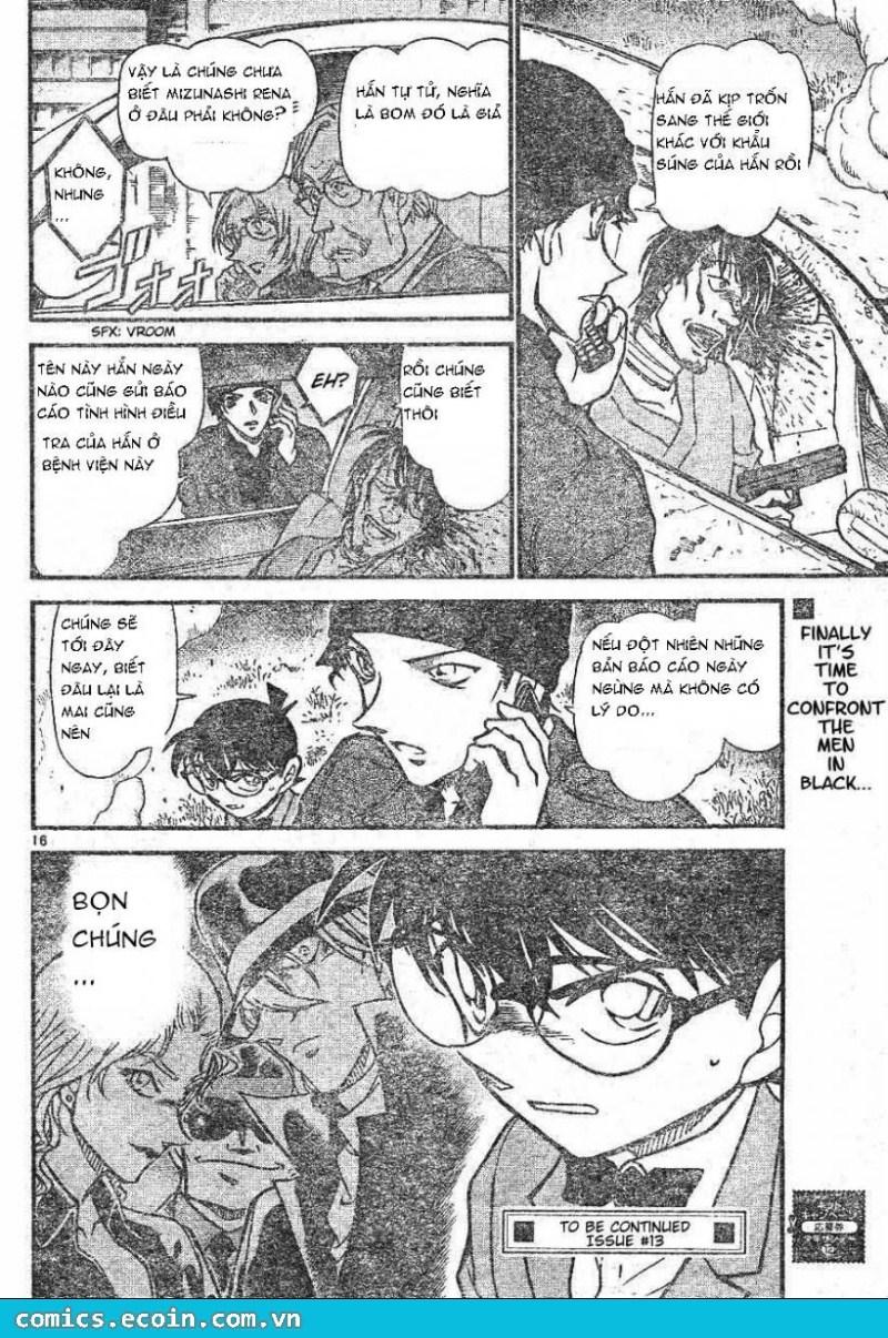 Detective Conan - Thám Tử Lừng Danh Conan chap 598 page 16 - IZTruyenTranh.com